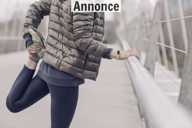 Løb i vintervejret